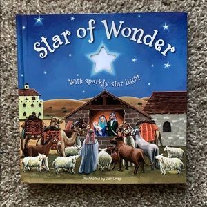 Star of Wonder Kids Book